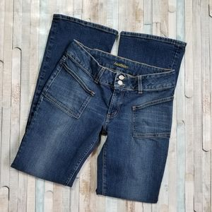 Vintage Hudson Bootcut Jeans